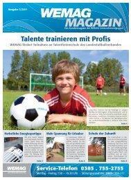 das Magazin als pdf - Wemag AG