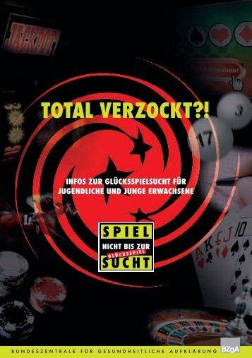 Total verzockt?! Infos zur Glücksspielsucht für Jugendliche und ...