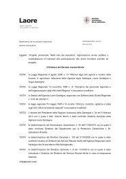Determinazione n. 442/13 del 24 luglio 2013 [file .pdf] - Sardegna ...