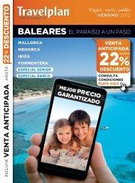 Baleares - Travelplan - Mayorista de viajes