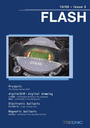 10/00 -; Issue 2 Projects digitaldim -; digital dimming Electronic ...