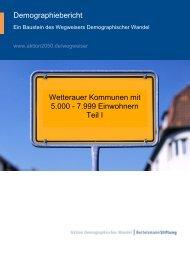 Echzell Wetteraukreis - Wirtschaftsförderung Wetterau GmbH