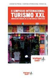 dossier de prensa - ii simposio internacional turismo xxl