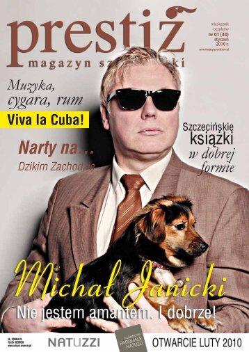pobierz pdf - Prestiz Magazyn szczeciński