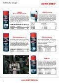 Techn-Sprays_ZW.indd - Werkzeughandel-Seidl - Seite 4