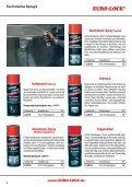 Techn-Sprays_ZW.indd - Werkzeughandel-Seidl - Seite 6