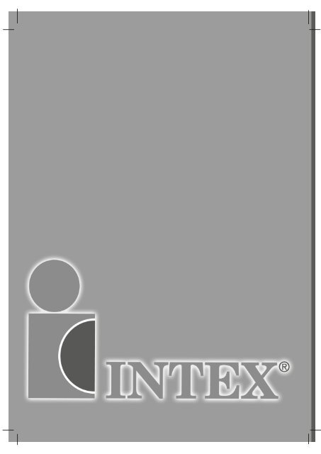 108IO NO 1.indd 20 13/10/10 12.21 - Intex Nordic