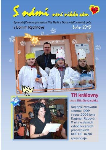 Leden - DOP - HC sro, Dolní Rychnov