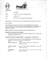 RFP PS 96-1213 Painting and Flooring Package 2 Addendum 1