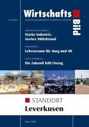 Leverkusen 2020 - WFL - Wirtschaftsförderung Leverkusen