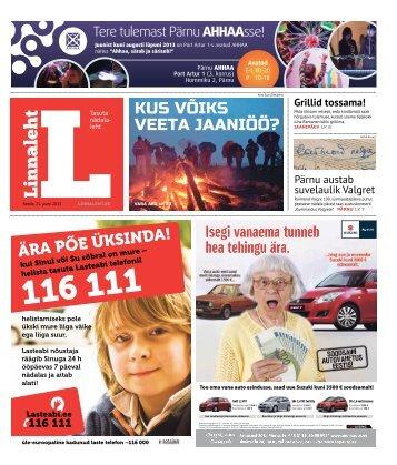 Pärnu - Linnaleht