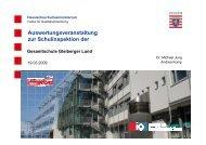 VI. Lehren und Lernen - Gesamtschule Gleiberger Land