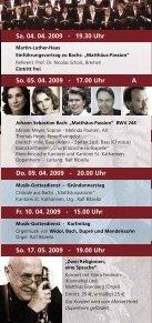 St. Katharinen Oppenheim Musikprogramm onen - Evangelische ... - Page 3