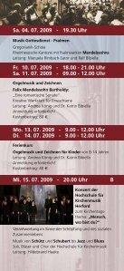 St. Katharinen Oppenheim Musikprogramm onen - Evangelische ... - Page 5