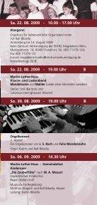 St. Katharinen Oppenheim Musikprogramm onen - Evangelische ... - Page 7