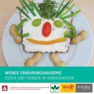 Ausbildungsprogramm der Wiener Ernährungsakademie