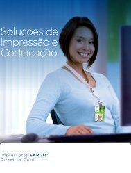 Brochura da Família FARGO DTC - HID Global