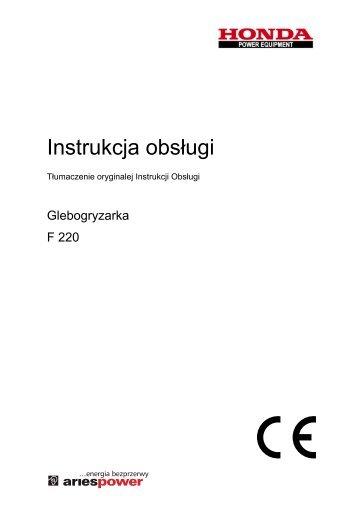Instrukcja obsÃ…Â'ugi - pdf [656.85 kB] - Wobis