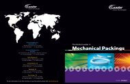 Mechanical Packing Brochure - Leader Global Technologies