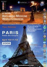 FINAL PROGRAM 6TH EDITION - EuroMediCom