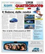 Il Salone delle novità - Editoriale Domus