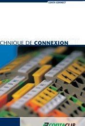 TECHNIQUE DE CONNEXION - CONTA-CLIP