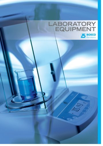 LABORATORY EQUIPMENT - RK Tech Kft.
