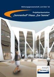 Zahlen und Fakten - Wohnungsgenossenschaft Carl Zeiss eG