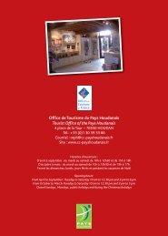 12 OTPH Livret Hebergement.indd - Communauté des Communes ...