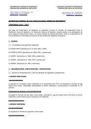 normativa general de las ligas de euskal herria de waterpolo