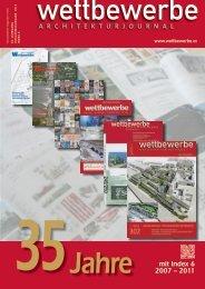 Download - Architekturjournal wettbewerbe