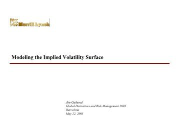 Can the Evolution of Implied Volatility be Forecasted?