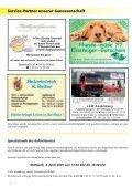 """Mitgliederinformation - Wohnungsgenossenschaft """"Fortschritt"""" Döbeln - Seite 6"""