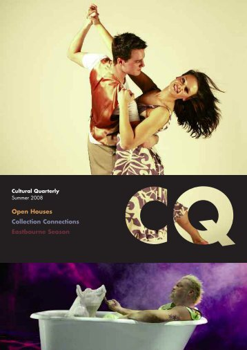 Summer 08 - Cultural Quarterly Online