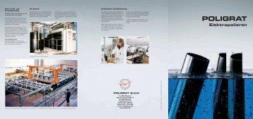 """""""Elektropolieren"""" (pdf) - POLIGRAT GmbH"""