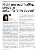 Nachhaltig Bauen im Kanton Bern 2/2010 - Gerber Media - Page 7