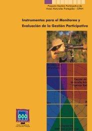 Instrumentos para el Monitoreo y Evaluación de la Gestión ...