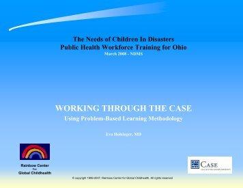 Eva Holsinger pt. 2 - The 2012 Integrated Medical, Public Health ...