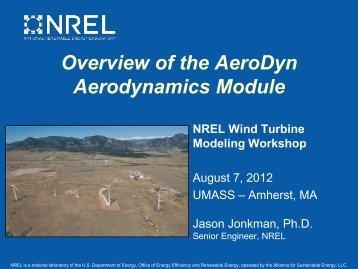 AeroDyn - NREL