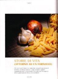 STORIE DI VITA (ATTORNO AD UN FORNELLO) - Luciacatellani.net