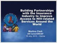 What is UN Cares? - International AIDS Economic Network