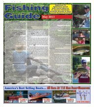 Angler's Guide 2013 - Watertown Daily Times