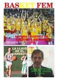 Revista Basket FEM - Federación Andaluza de Baloncesto