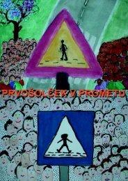 Prvošolček v prometu - Osnovna šola Franceta Prešerna Kranj