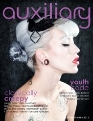Auxiliary Magazine October/November 2013