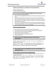 Aciclovir Heumann Creme, Creme - Heumann Pharma GmbH