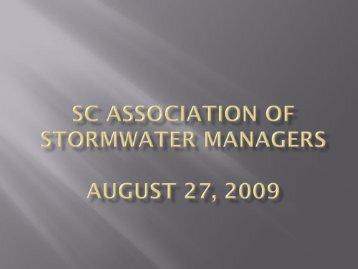 SC Drainage Law Updates