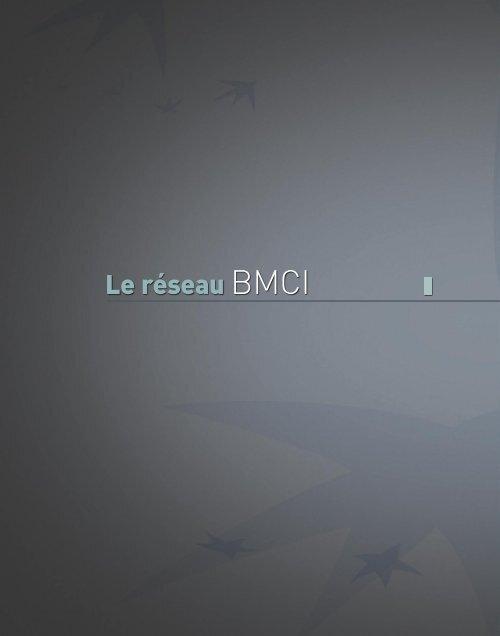 Le réseau BMCI - BNP Paribas