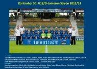 Karlsruher SC - jfgwittelsbacherland.de