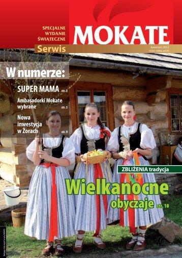 pobierz biuletyn (pdf) - Mokate